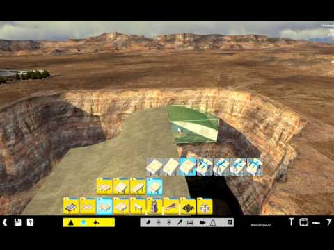 Trackmania² Canyon : Maps Editor