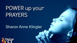 PUMP UP your  Prayers:A Prayer for Strength, Wellness and Peace (Sharon Anne Klingler)