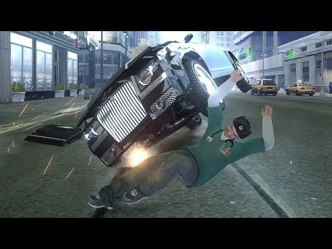 GTA 4 Epic Ragdolls Episode 8 (Euphoria Showcase)