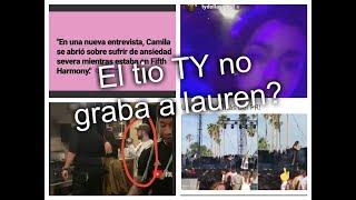 download musica Camila Cabello habla sobre su enfermedad y de Fifth Harmony Lauren y Camila juntas en los LA ?