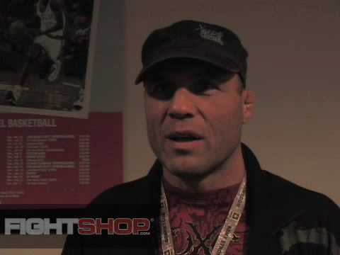 Randy Couture talks training for Brock Lesner Image 1