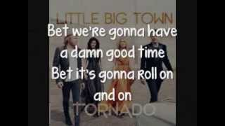 Watch Little Big Town On Fire Tonight video
