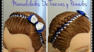 Encintados Para niñas. Hair Ribbon for Girls.