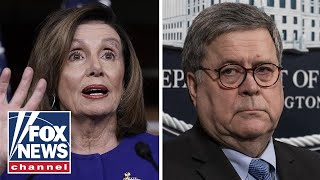 Trey Gowdy reacts to Pelosi calling AG Barr a 'rogue attorney general'