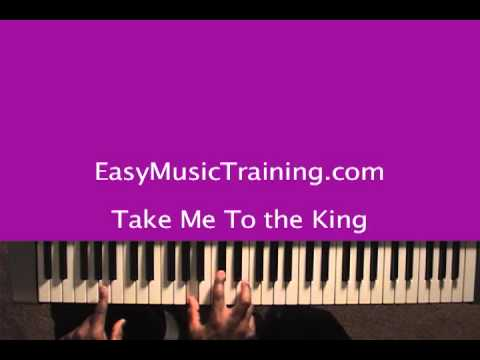 Take Me To The King   Tamela Mann   EasyMusicTraining comTamela Mann Take Me To The King Lyrics