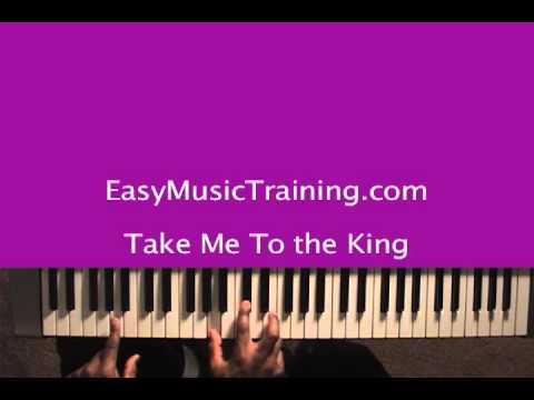 Take Me To The King   Tamela Mann   EasyMusicTraining comTamela Mann Take Me To The King Lyrics
