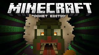 HAUNTED ROLLERCOASTER!!! - Happy Never After MCPE - Minecraft PE (Pocket Edition)