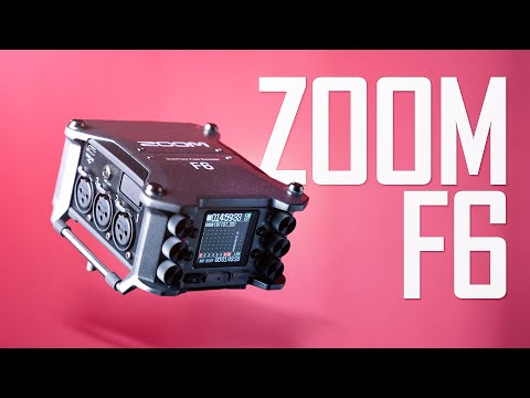 Zoom F6 Audio Recorder Review