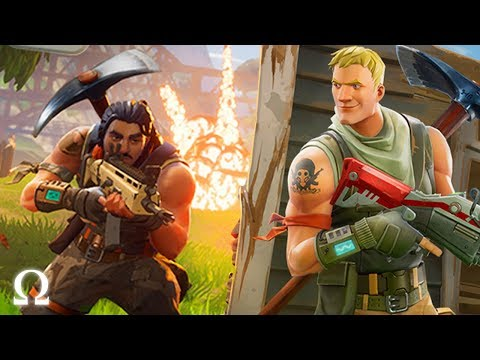 THESE LANDS ARE OURS, THEY'RE GOING DOWN! | Fortnite Battle Royale Squads Ft. Friends!