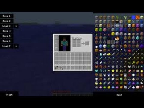 Como instalar Too many items Minecraft 1.5.1 en menos de 2 minutos.