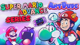 Super Mario Advance Series | Mario's Advanced, But Familiar, Adventures