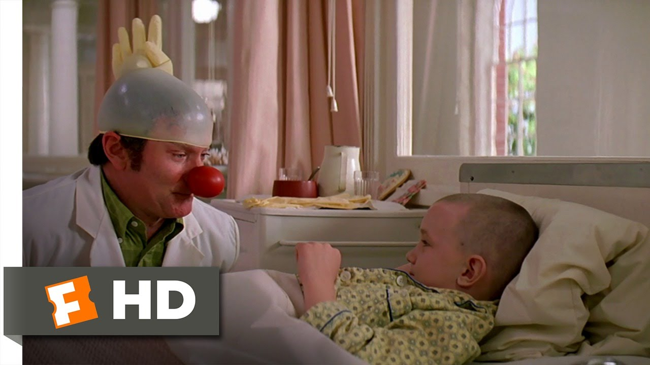 Copy of Patch Adams 510 Movie CLIP - The Childrens Ward