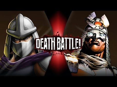 Shredder VS Silver Samurai (Ninja Turtles VS Marvel) | DEATH BATTLE!