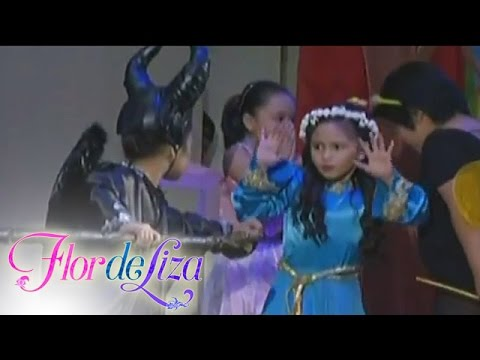 FlordeLiza: Stage Play
