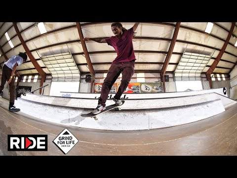 Grind for Life Series at Houston, TX Presented by Marinela