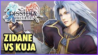 Destiny Odyssey IX-5 (Zidane vs Kuja) - Final Fantasy: Dissidia (US Version)