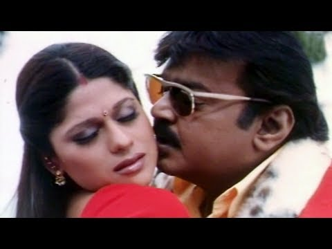 Security Officer Movie Songs - Oka Anuta Punnami Vela - Vijayakanth, Shamitha Shetty - Hd video