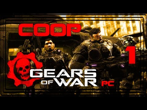 Coop Gears of War PC - Parte 1
