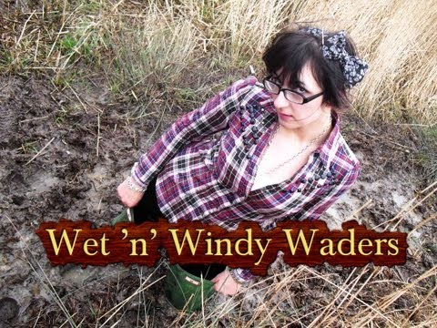 Wet 'n' Windy Waders