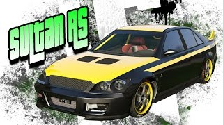 GTA 5 Sultan RS (Update) New Locations And Free Giveaways (Rare Cars #1)