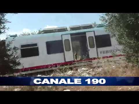 Al menos 20 muertos y decenas de heridos en un choque de trenes en Italia