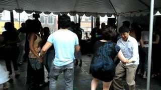 Video 3: A taste of Havana Nights Patio Salsa Party: Sunday, May 29
