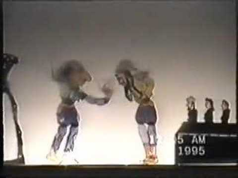 Corfu Guitar Festival, 1995, Shadow Theater, Part 6