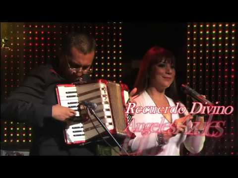 Tu recuerdo Divino - Angeles Azules ft Alexs Syntek