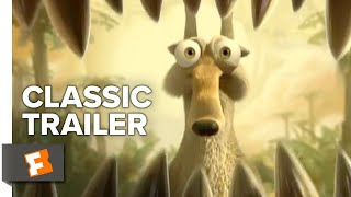 Ice Age: Dawn of the Dinosaurs (2009) Teaser Trailer #1 | Movieclips Classic Trailers