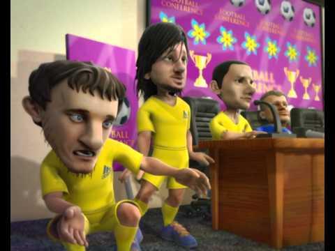 Наш футбол (Мультфильм) 2 серия