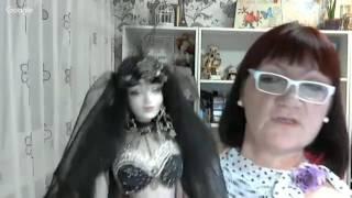 Мастер класс миниатюрная кукла. Ирина Шубина