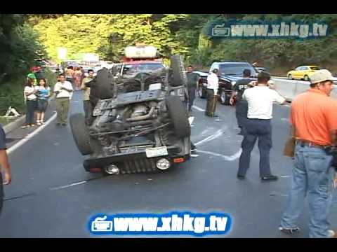 XHKG tv  Tepic Nayarit (ACCIDENTES )