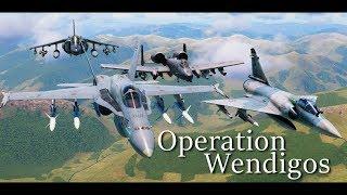 Operation Wendigos - DCS Cinematic