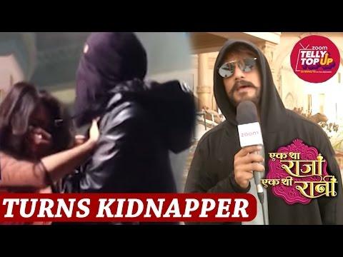 Suyyash Rai AKA Vijay Deshmukh Reveals His Kidnapper Look In 'Ek Tha Raja Ek Thi Rani'