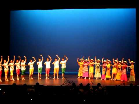 Pcn 2012, Act 3, Subli Dance video