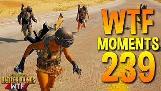 PUBG Daily Funny WTF Moments Highlights Ep 239 (playerunknown's battlegrounds Plays)