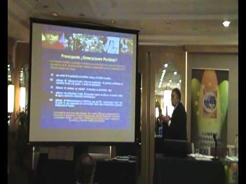 Ponencia magistral Dr. Mario Marenco en la Cumbre EXIBED