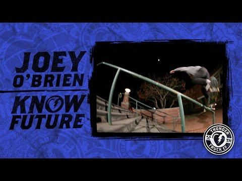 Joey O'Brien : Know Future