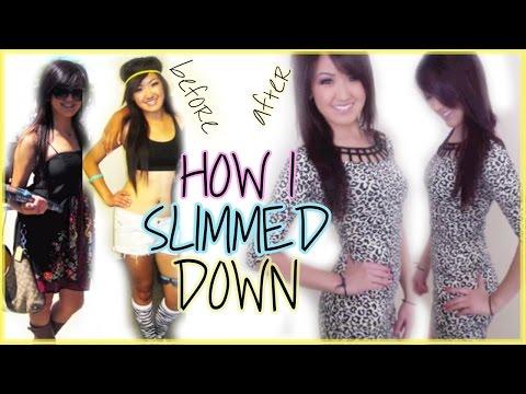 How I Slimmed Down