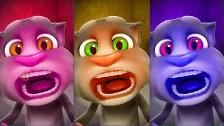 Learn Colors with My Talking Tom Colours for Kids Animation Education Cartoon Compilation P1H