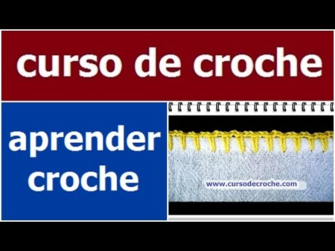 CROCHE AULA 25 CASEANDO PANO DE COPA PARTE 1 (HD)