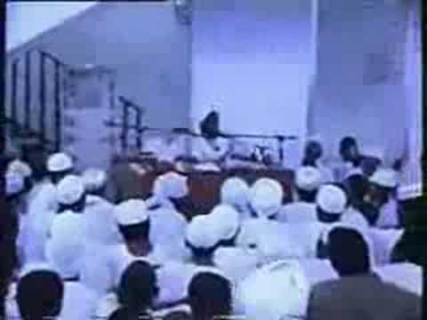 الشيخ حامد آدم : روحانية الذكر جزء  1
