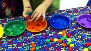 Sorting Color Bears
