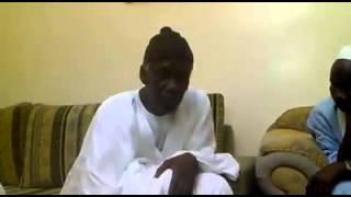 Témoignagne émouvant de Serigne Mbaye Sy Abdou sur son Père El Hadj Abdoul Aziz Sy Dabakh