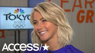 Julianne Hough Admits That Being Honest About IVF Is Therapeutic For Me