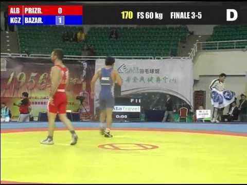 Предолимпийский лицензионный турнир в Китае 2012