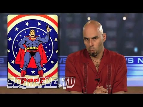 Patriotism And Propaganda - Superman: Man Of Steel [collateral News] video