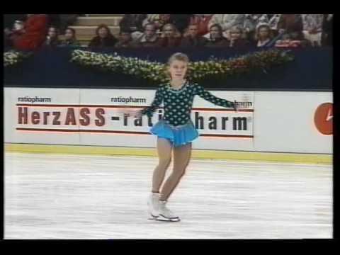 Oksana Baiul (UKR) - 1993 European Figure Skating Championships, Ladies' Free Skate