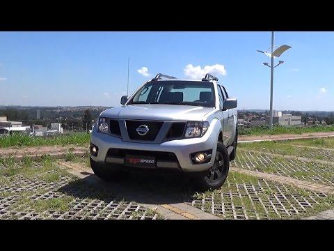 Avaliação Nissan Frontier SV Attack   Canal Top Speed