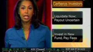 Cerberus Investors May Withdraw - Bloomberg